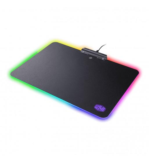 RGB Hard Gaming Mousepad