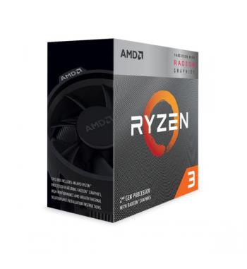 Ryzen 3 3200G avec Vega 8