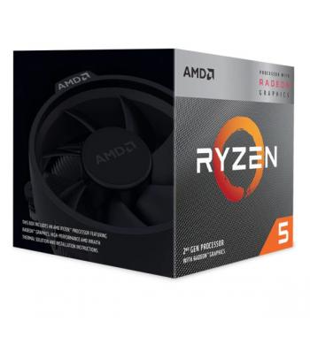 Ryzen 5 3400G avec Vega 8