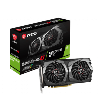 GeForce GTX 1650 Gaming X 4G