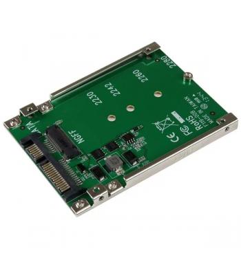 "Adaptateur SSD M.2 vers SATA 2,5"""