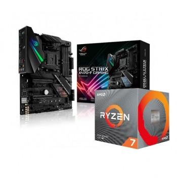 Kit Évolution Ryzen 7 3700X ROG Strix