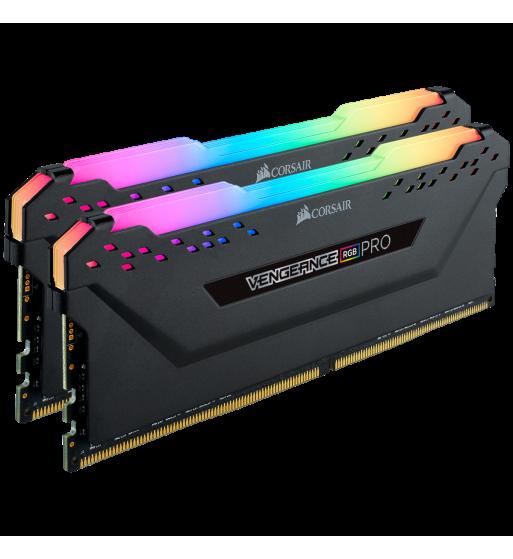 Vengeance Pro RGB DDR4 2x8Go 3200MHz
