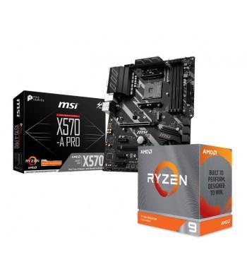 Kit évolution Ryzen 9 3900X
