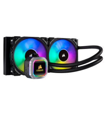 Hydro Series H100i RGB Platinum