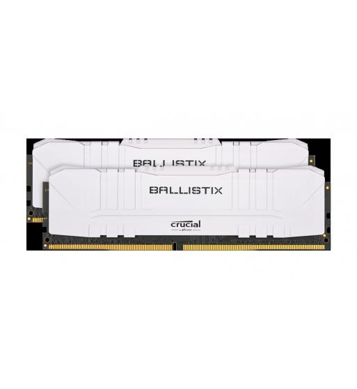 DDR4 2x8Go 3600MHz, blanche