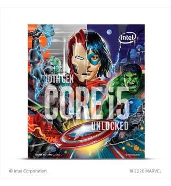 Core i5 10600KA - Avengers Edition