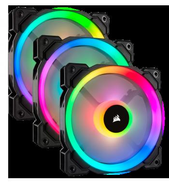 LL120 RGB - pack de 3