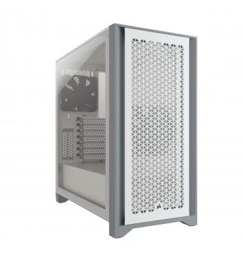iCUE 4000D Airflow TG - blanc