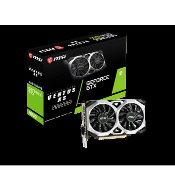 GeForce GTX 1650 D6 VENTUS XS OCV2