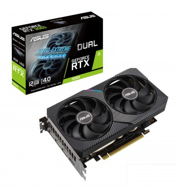 ASUS RTX 3060 DUAL 12G