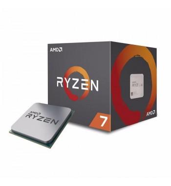 Ryzen 7 2700X Wraith Prism Edition