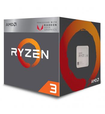 Ryzen 3 2200G avec Vega 8