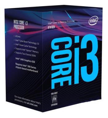 Core i3 8100