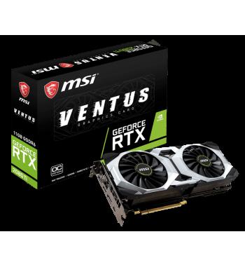 GeForce RTX 2080 Ti Ventus 11G OC