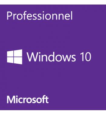 Windows 10 Pro 64 bits (OEM)