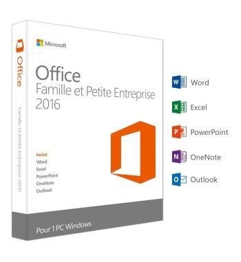Office Famille et Petite Entreprise 2019