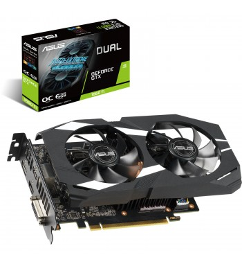 Dual GeForce GTX 1660 Ti OC