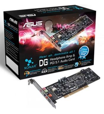 Xonar DG 5.1 PCI