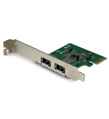 Carte contrôleur PCI-Express 2 ports FireWire