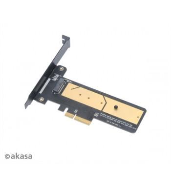 Adaptateur SSD M.2 NVMe vers PCI-Express x4