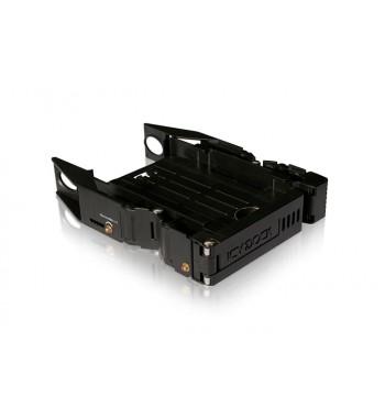 """EZ-Fit MB990SP-B - adaptateur pour 2 SSD 2.5"""" vers 3.5"""""""
