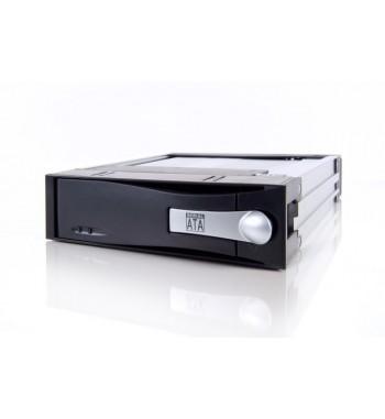 """MB123SK-1B - Rack Hot Swap 5.25"""" pour disque dur 3.5"""""""