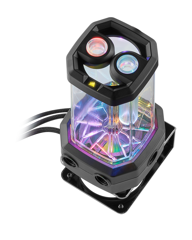 Corsair Hydro X Series XD5 pump reservoir combo