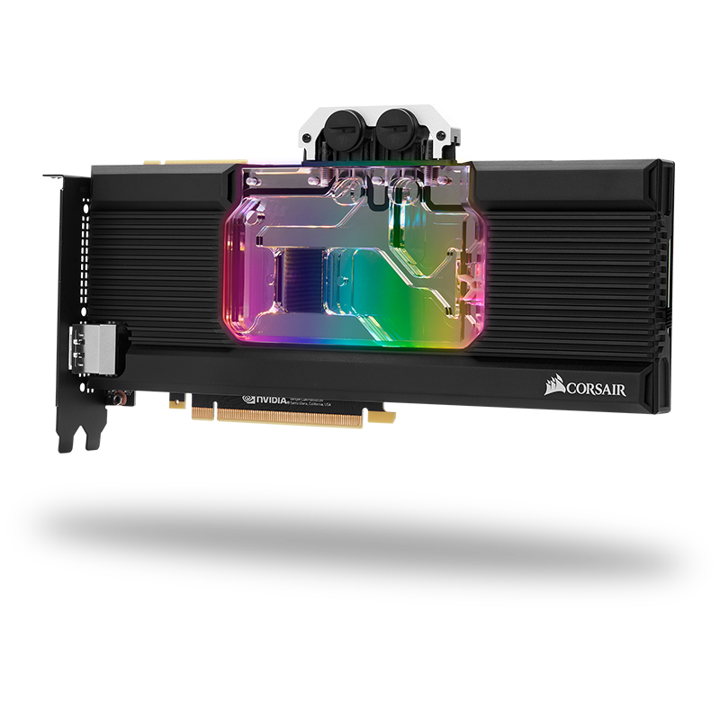 Corsair Hydro X Series XG7 GPU water block